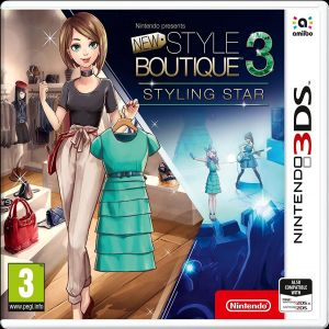 NEW STYLE BOUTIQUE 3: STYLING STAR (3DS, 2DS)