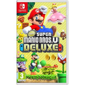 NEW SUPER MARIO BROS. U DELUXE (NSW)