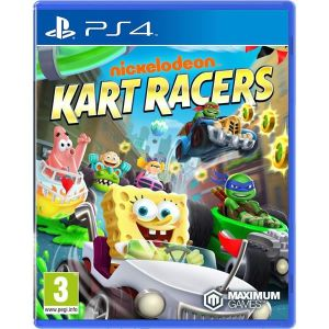 NICKELODEON KART RACING (PS4)
