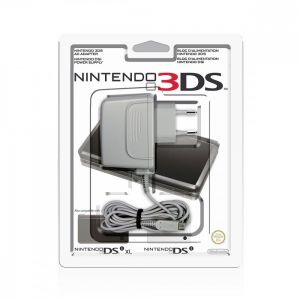 NINTENDO 3DS AC ADAPTER (3DS)