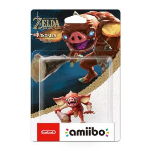NINTENDO AMIIBO Φιγούρα: BOKOBLIN The Legend Of Zelda: Breath Of The Wild Series