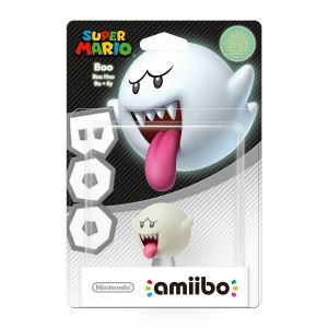 NINTENDO AMIIBO Φιγούρα: BOO Super Mario Series
