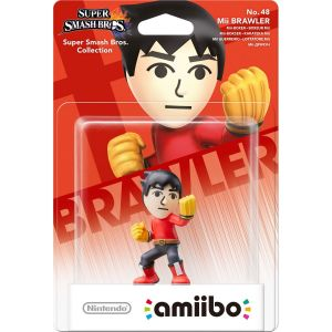 NINTENDO AMIIBO Φιγούρα: BRAWLER No.48 Super Smash Bros. Series