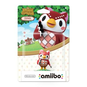 NINTENDO AMIIBO Φιγούρα: CELESTE Animal Crossing Series