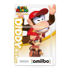 NINTENDO AMIIBO Φιγούρα: DIDDY KONG Super Mario Series