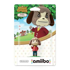 NINTENDO AMIIBO Φιγούρα: DIGBY Animal Crossing Series