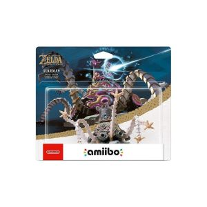 NINTENDO AMIIBO Φιγούρα: GUARDIAN The Legend Of Zelda: Breath Of The Wild Series