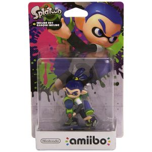 NINTENDO AMIIBO Φιγούρα: INKING BOY Splatoon Series