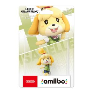 NINTENDO AMIIBO Φιγούρα: ISABELLE Super Smash Bros. Collection