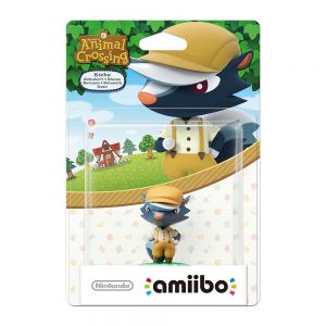 NINTENDO AMIIBO Φιγούρα: KICKS Animal Crossing Series