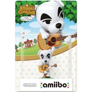 NINTENDO AMIIBO Φιγούρα: K.K. SLIDER Animal Crossing Series