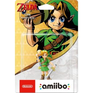 NINTENDO AMIIBO Φιγούρα: LINK MAJORA'S MASK The Legend Of Zelda Series