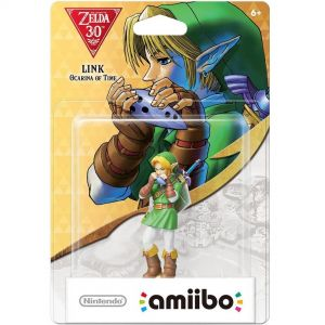 NINTENDO AMIIBO Φιγούρα: LINK OCARINA OF TIME The Legend Of Zelda 30th Anniversary Series