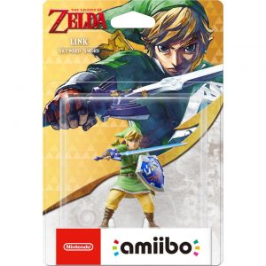 NINTENDO AMIIBO Φιγούρα: LINK SKYWARD SWORD The Legend Of Zelda Series
