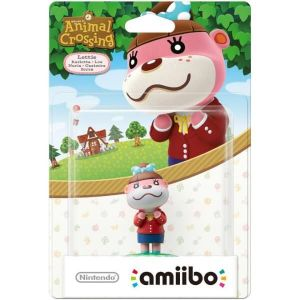 NINTENDO AMIIBO Φιγούρα: LOTTIE Animal Crossing Series