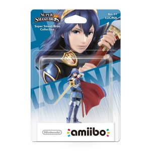 NINTENDO AMIIBO Φιγούρα: LUCINA No.31 Super Smash Bros. Series