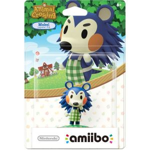 NINTENDO AMIIBO Φιγούρα: MABEL Animal Crossing Series