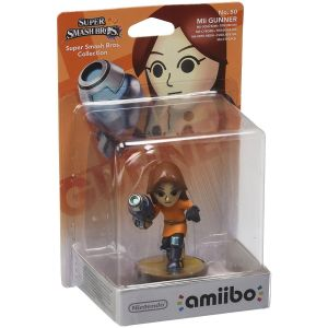 NINTENDO AMIIBO Φιγούρα: MII GUNNER No.50 Super Smash Bros. Series