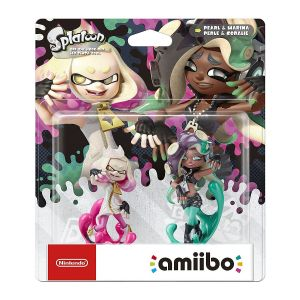 NINTENDO AMIIBO Φιγούρα: PEARL & MARINA Splatoon Series