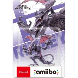 NINTENDO AMIIBO Φιγούρα: RIDLEY Super Smash Bros. Series