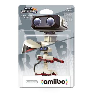 NINTENDO AMIIBO Φιγούρα: R.O.B. FAMICON COLOURS No.54 Super Smash Bros. Series