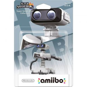 NINTENDO AMIIBO Φιγούρα: R.O.B. No.46 Super Smash Bros. Series