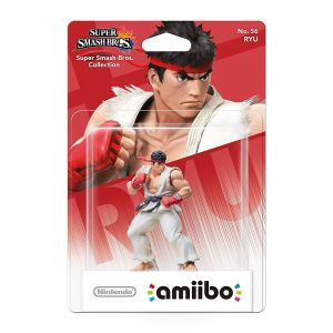 NINTENDO AMIIBO Φιγούρα: RYU No.56 Super Smash Bros. Series