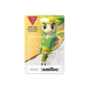 NINTENDO AMIIBO Φιγούρα: TOON LINK THE WIND WAKER The Legend Of Zelda 30th Anniversary Series