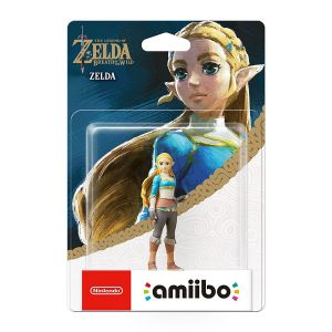 NINTENDO AMIIBO Φιγούρα: ZELDA The Legend Of Zelda: Breath Of The Wild Series