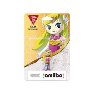 NINTENDO AMIIBO Φιγούρα: ZELDA THE WIND WAKER The Legend Of Zelda 30th Anniversary Series