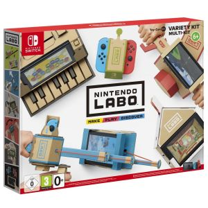 NINTENDO LABO: TOY-CON 01: VARIETY KIT (NSW)