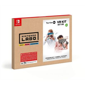 NINTENDO LABO: TOY-CON 04: VR KIT Expansion Set 1 (Camera + Elephant) (NSW)