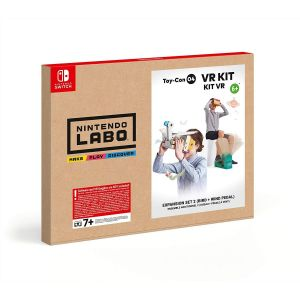 NINTENDO LABO: TOY-CON 04: VR KIT Expansion Set 2 (Bird + Wind Pedal) (NSW)