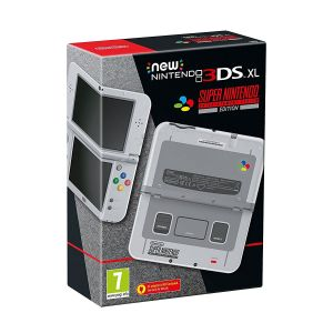 NINTENDO New 3DS XL CONSOLE - SNES Edition
