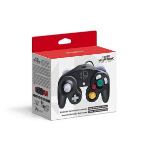 NINTENDO OFFICIAL GAMECUBE CONTROLLER - Super Smash Bros. Edition