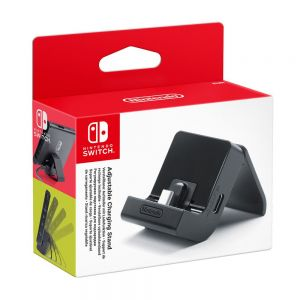 NINTENDO - SWITCH ADJUSTABLE CHARGING STAND (NSW)