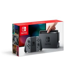 NINTENDO SWITCH CONSOLE Grey JOY-CON 32GB (NSW)