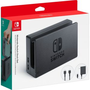 NINTENDO SWITCH DOCK SET (NSW)