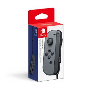 NINTENDO SWITCH JOY-CON LEFT GREY (NSW)
