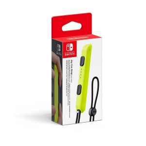 NINTENDO SWITCH JOY-CON STRAP Neon Yellow (NSW)