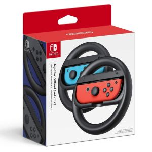 NINTENDO SWITCH JOY-CON WHEEL PAIR (NSW)