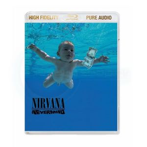NIRVANA: NEVERMIND (BLU-RAY AUDIO)