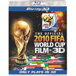 OFFICIAL 2010 FIFA WORLD CUP FILM IN 3D (BLU-RAY 3D)