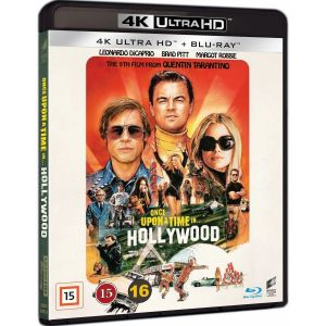 ONCE UPON A TIME IN HOLLYWOOD 4K+2D - ΚΑΠΟΤΕ ΣΤΟ ΧΟΛΙΓΟΥΝΤ 4K+2D (4K UHD BLU-RAY + BLU-RAY 2D)
