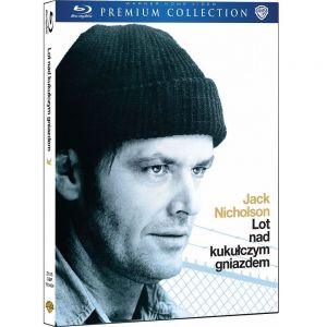 ONE FLEW OVER THE CUCKOO'S NEST Premium Edition [Imported] (BLU-RAY)
