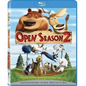 OPEN SEASON 2 - ΟΙ ΗΡΩΕΣ ΤΟΥ ΔΑΣΟΥΣ  2 (BLU-RAY)  ***SONY EXCLUSIVE***