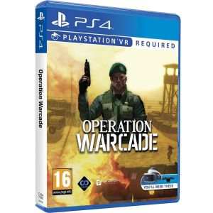 OPERATION WARCADE (PSVR)