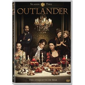 OUTLANDER 2nd SEASON - OUTLANDER 2ος ΚΥΚΛΟΣ (5 DVDs)