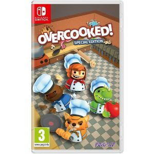 OVERCOOKED! - Special edition (NSW)