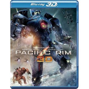 PACIFIC RIM 3D - Special Edition (BLU-RAY 3D + BLU-RAY)